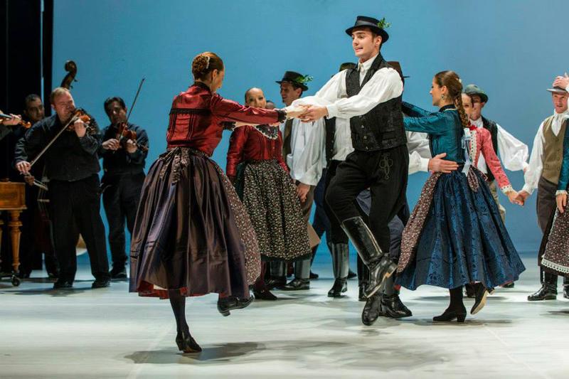Határtalan tánc Kisvárdán, a Kárpátalja Ház szervezésében