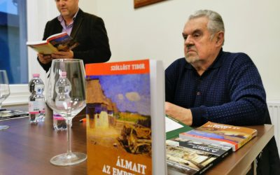 Borkóstolóval egybekötött könyvbemutató a Kárpátalja Házban