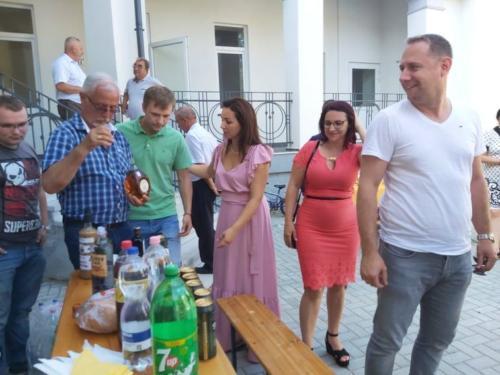 Ruszin találkozó házigazdái voltunk