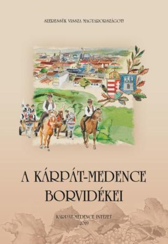 Könyvünk a történelmi magyar borvidékekről